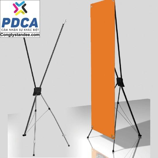 Standee X Cường Lực 60x160cm