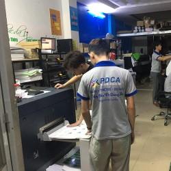 Sửa máy in nhanh Konica C6000 C7000
