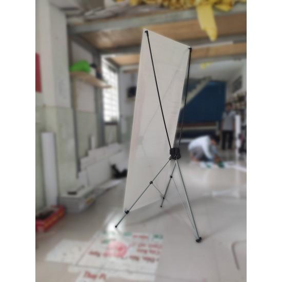 Standee X Cường Lực 80x180cm
