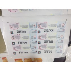In tem decal giấy - tem sticker